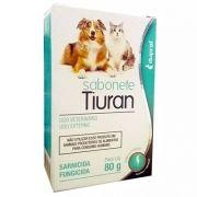 Tiuran Sarnicida - Sabonete p/ Cães e Gatos - 80 g