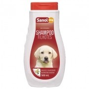 Shampoo Sanol Dog - Filhotes -500ml