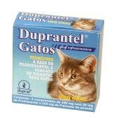 Vermífugo Duprantel Gatos 340mg – Caixa 4 Comprimidos