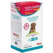 Vermífugo Top Gard Puppy 20ml