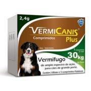 Vermífugo VERMICANIS Plus 2,4g/30kg - Unidade