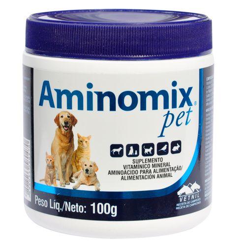 Aminomix Pet Complemento Vitamínico