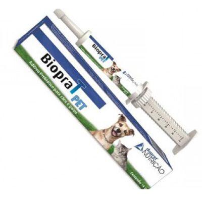 Bioprat Pet Suplemento Probiótico Bioprat  Cães e Gatos