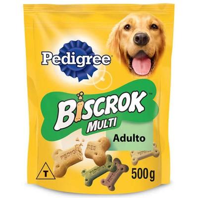 Biscoito Biscrok Multi Adulto 500g