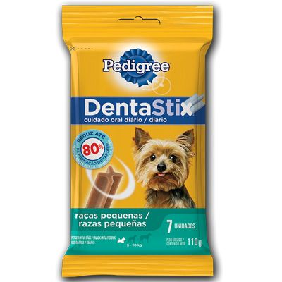 Dentastix Petisco Pedigree para Cães de Raças Pequenas 45g - 3 unidades