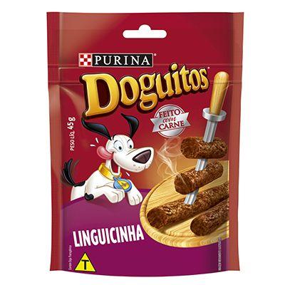 Doguitos Bifinho Sabor Linguicinha Nestle Purina – 65g