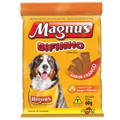 Bifinho Magnus Cães Adultos Sabor Frango 60g