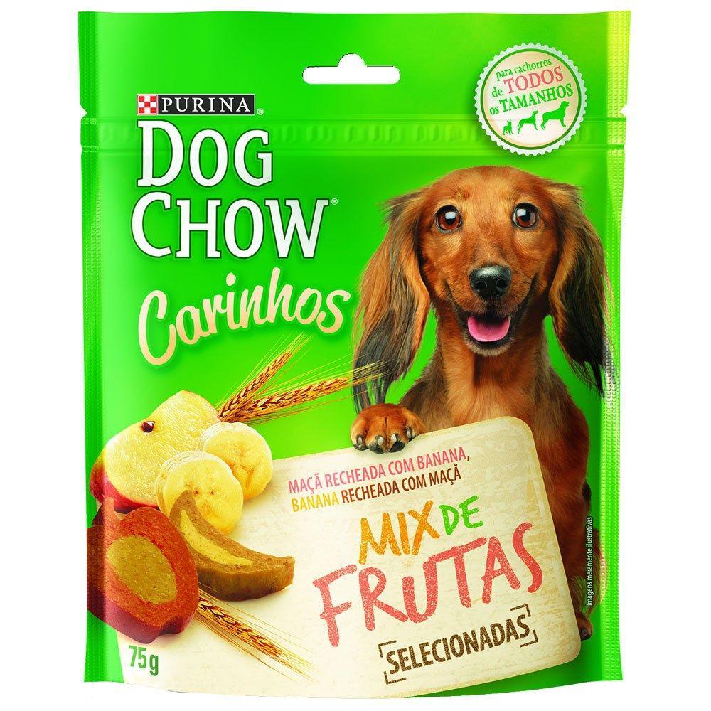 Petisco Mix de Frutas Dog Chow Carinhos - Nestle Purina – 75g