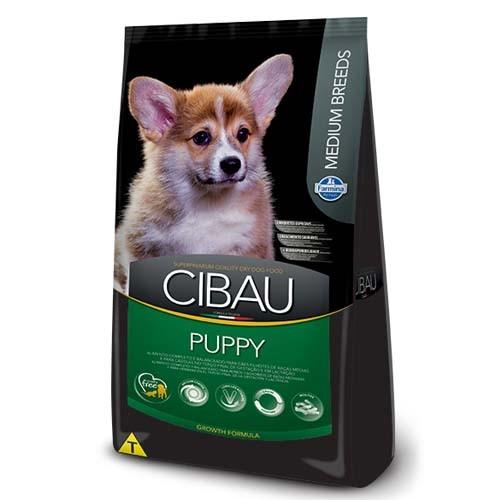 Ração Cibau Puppy Medium Breeds - Filhotes Médio Porte