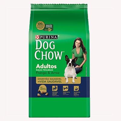 Ração Dog Chow Adultos Raças Pequenas - Frango e Arroz 15kg