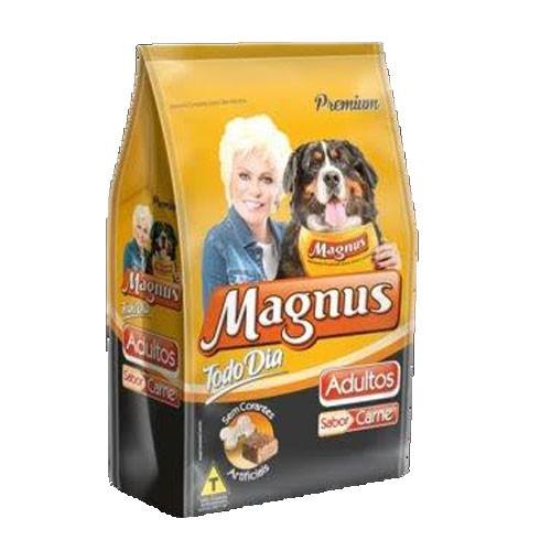 Ração Magnus Premium Todo Dia Adultos Grande Porte