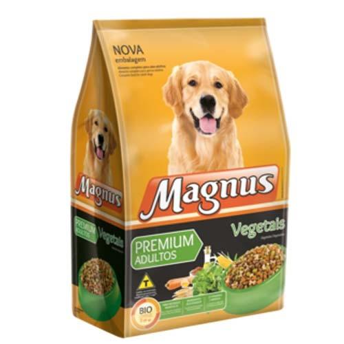 Ração Magnus Premium Vegetais - Cães Adultos