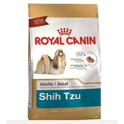 Ração Royal Canin Miniature para Cães Adultos da Raça Shih Tzu