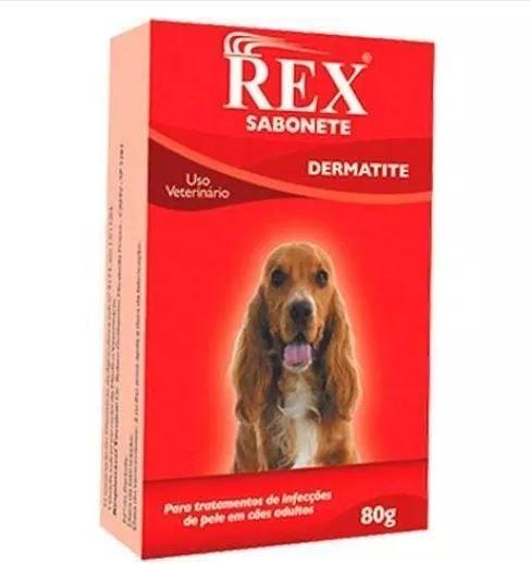 Sabonete Rex Dermatite 80g