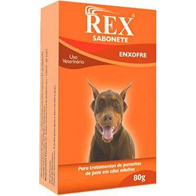 Sabonete Rex Enxofre 80g