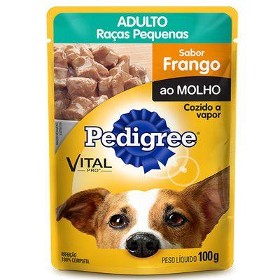 Sachê Pedigree Frango ao Molho 100g