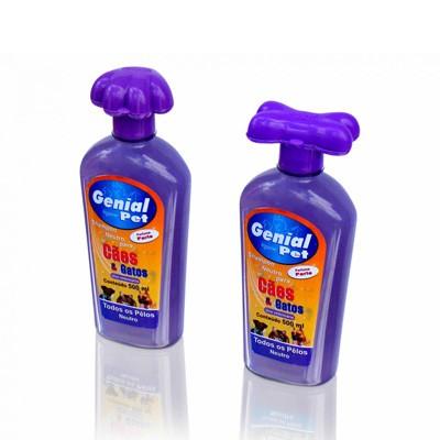 Shampoo Genial Pet Neutro - Todos os Pelos 500ml - Valor Unitário