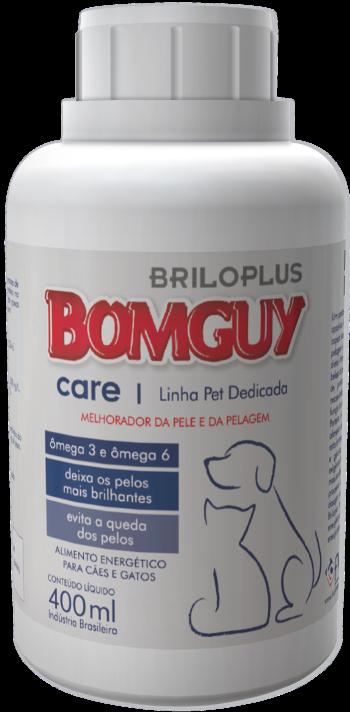 Suplemento Vitamínico Briloplus Bomguy 400ml