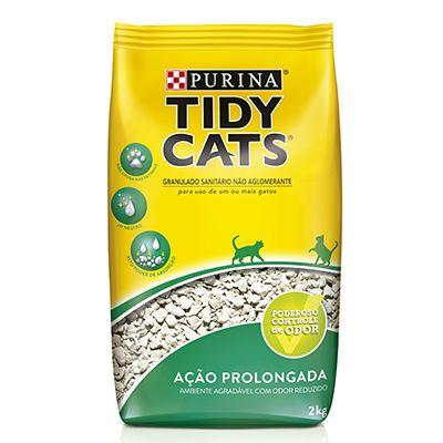 Tidy Cats Areia Sanitária p/ Gatos 2kg