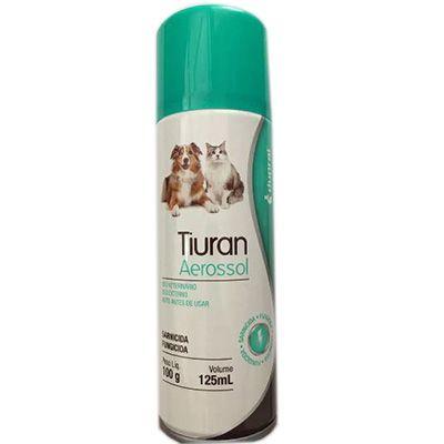 Tiuran Sarnicida Spray p/ Cães e Gatos - 125ml