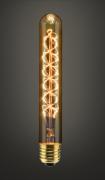 5 Lâmpada Filamento Carbono ST 30 2400K 40W 220W