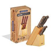 Jogo de facas 6 peças 21199/983 | Lojas Estrela