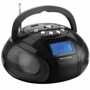 Radio Portatil Multilaiser SP145 MP3/USB Black
