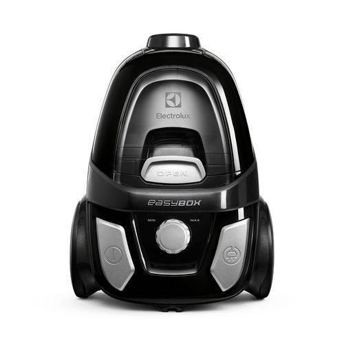 Aspirador de Pó Electrolux 110V Easy Box EASYB 1600W - Preto/Cinza