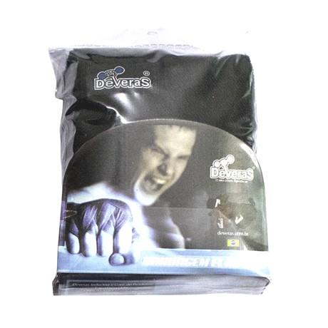 Bandagem elástica preta 4M x 40mm PAR Deveras