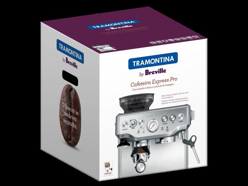 Cafeteira Tramontina 110V Expresso Pro 69066/011