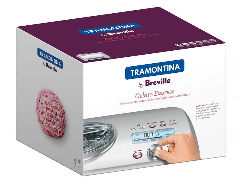 Gelato Tramontina 110V Express 69170/011