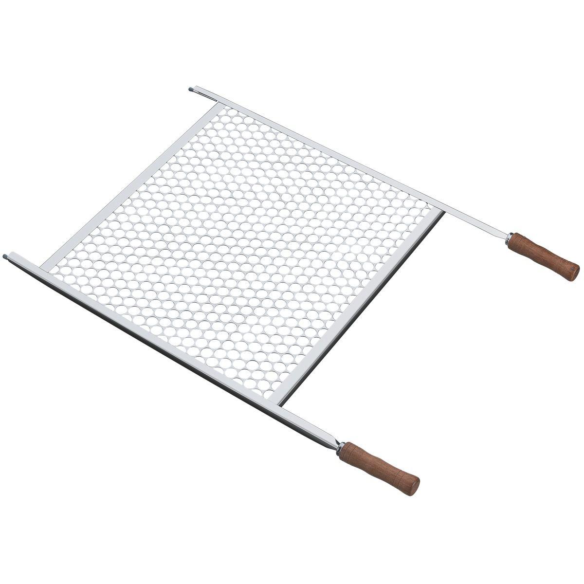 Grelha de aço inox 26490/001 | Lojas Estrela