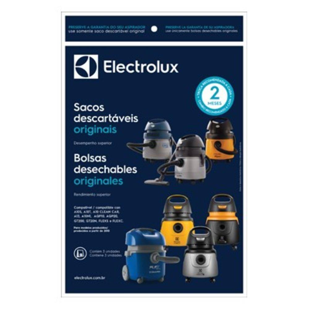 Kit Com 3 Sacos para Modelos Electrolux