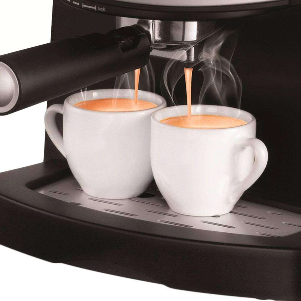 Maquina de Cafe Expresso Mondial 110V Coffe Cream