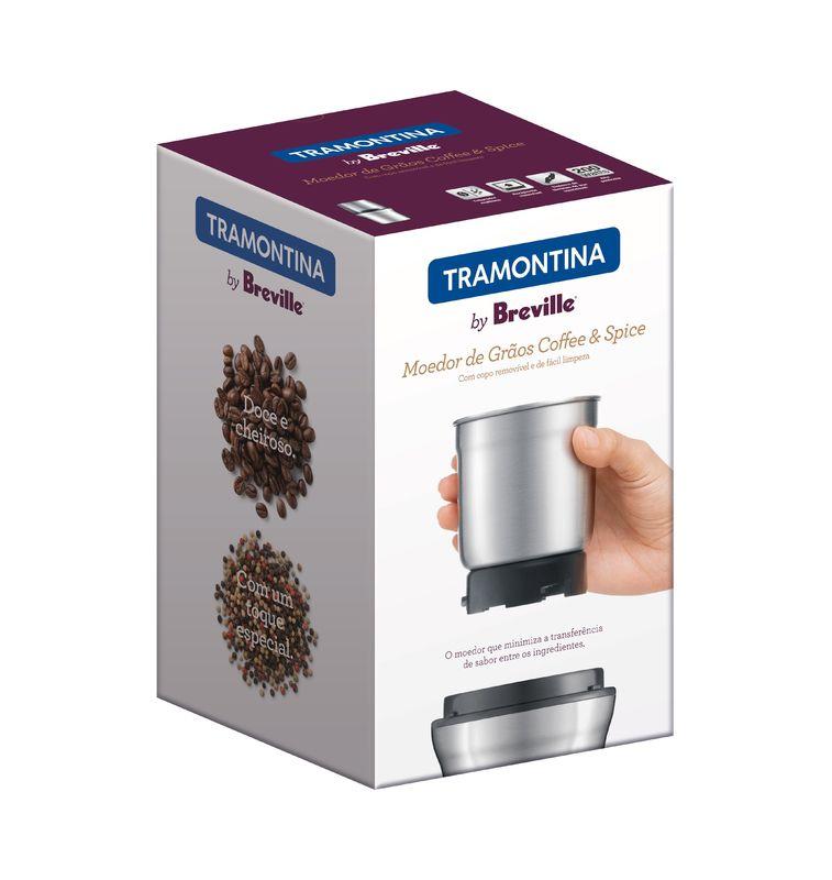 Moedor Tramontina de Grãos  220V Coffe e Spice 69061/012