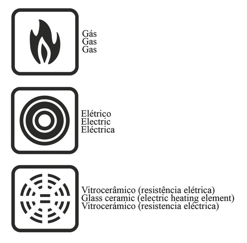 Panela de Pressão Tramontina 6L 24 cm 20588/724