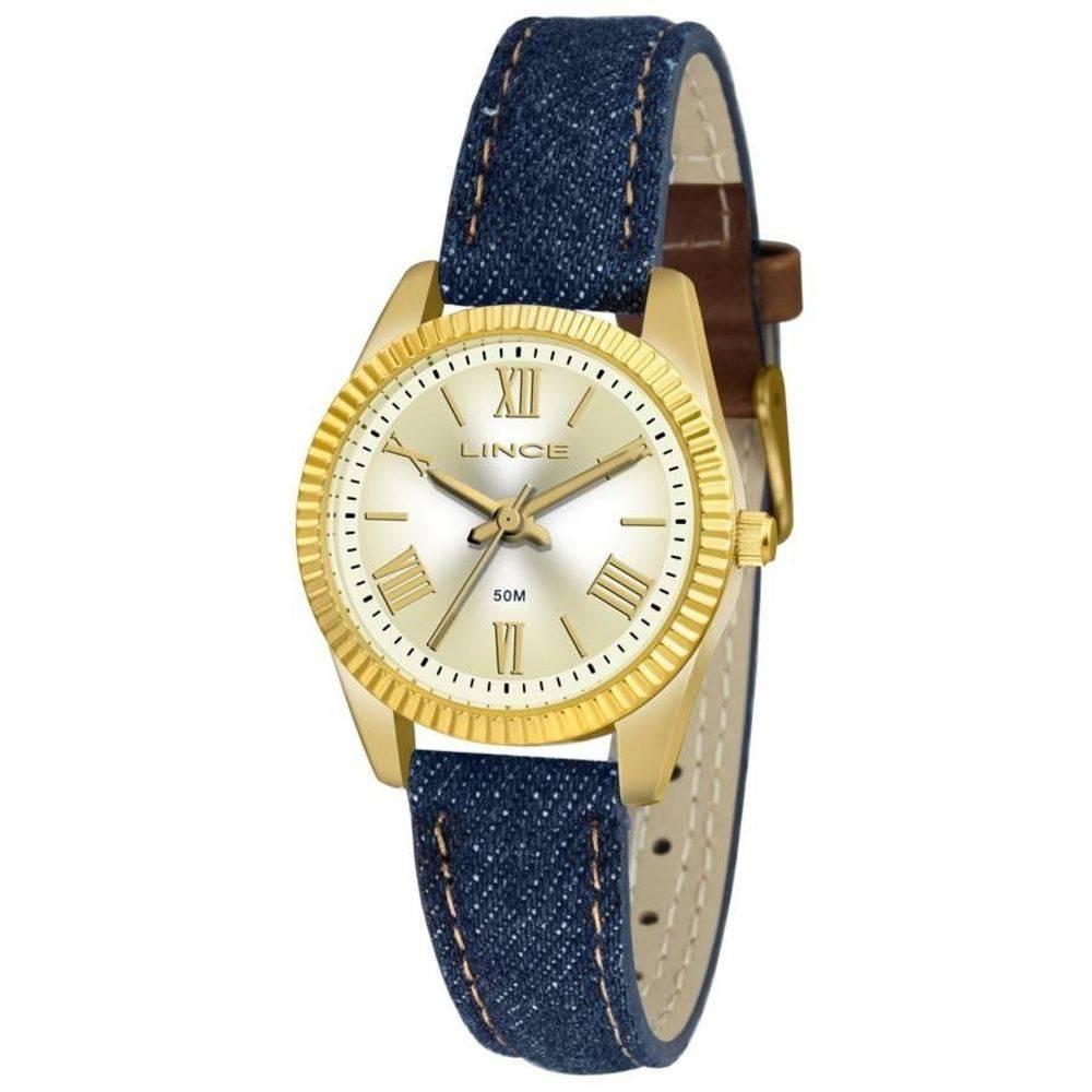 Relógio Lince LRC4509L Azul