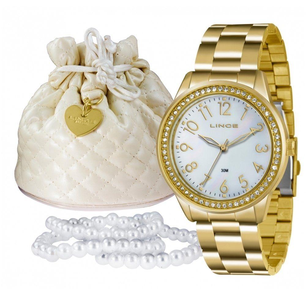 Relógio Lince LRG4375L