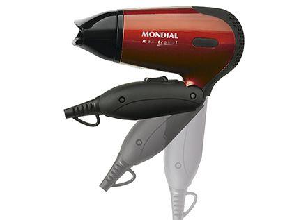 Secador de Cabelo Mondial Max Travel - Bivolt SC-10