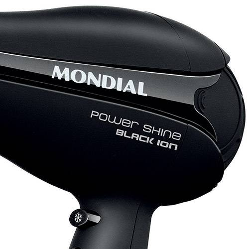 Secador Mondial 220V Power Shine Ion