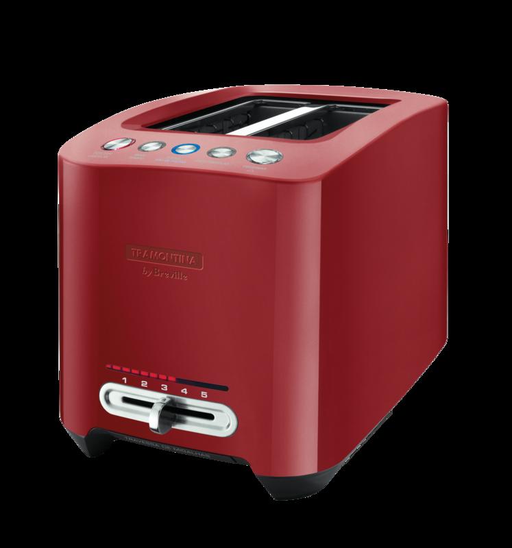 Torradeira Tramontina 110V Smart Verm 69045/021