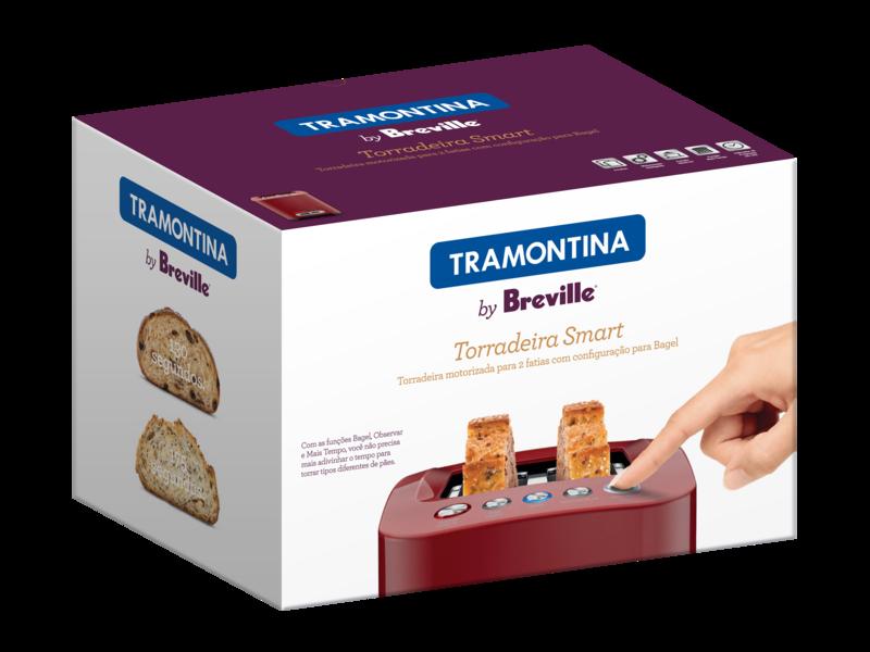 Torradeira Tramontina 220V Smart 69045/022