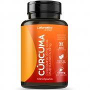 Curcuma + Pimenta Preta 100 cápsulas