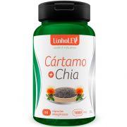 Óleo de Cártamo + Chia 1000mg