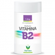 Vitamina B2 Riboflavina 60 comp