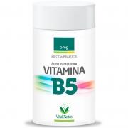 Vitamina B5 Ácido Pantotênico 60 comp