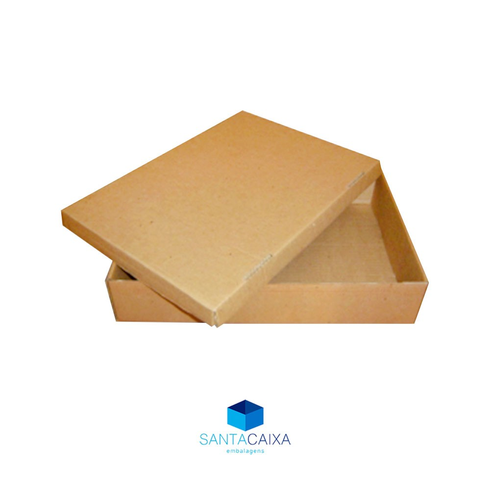 Caixa de Papelão Organizadora N. 1 - Pcte 5 unid.