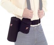 Cinto Porta Lente e Flash - Para Usar Com Bolsas De Lente E De Flash