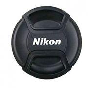 Tampa Para Lente Nikon Rosca De 58mm Com Logo Nikon