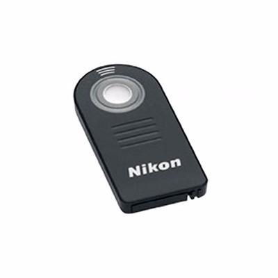 Controle Remoto Original Ml-l3 Para Câmeras Nikon Ml L3 Mll3